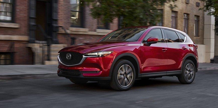Mazda CX-5 to jeden z najpopularniejszych modeli w tym segmencie pojazdów