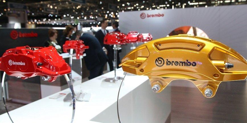 Brembo na targach Geneva Motor Show [ZDJĘCIA]