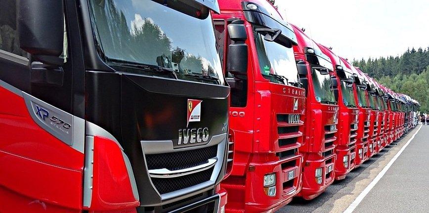 W Europie codziennie okradanych jest 50 ciężarówek
