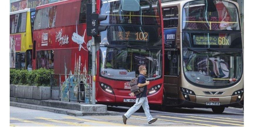 Pionierskie układy klimatyzacji DENSO w autobusach w Hongkongu