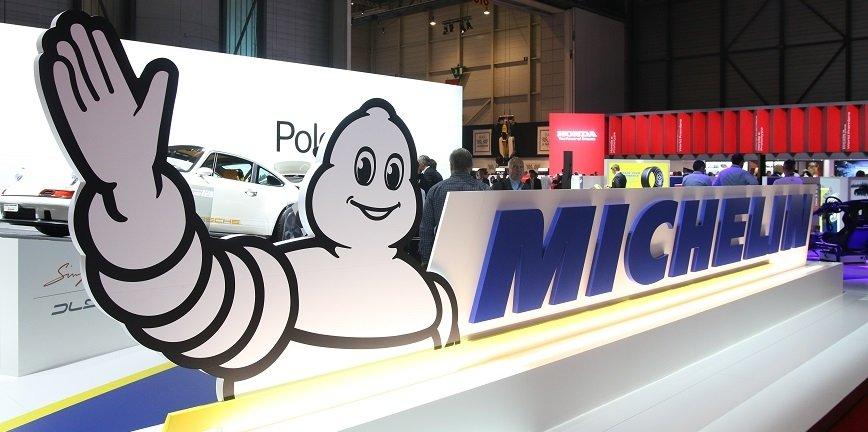 Michelin: światowe premiery na targach w Genewie [FILM]