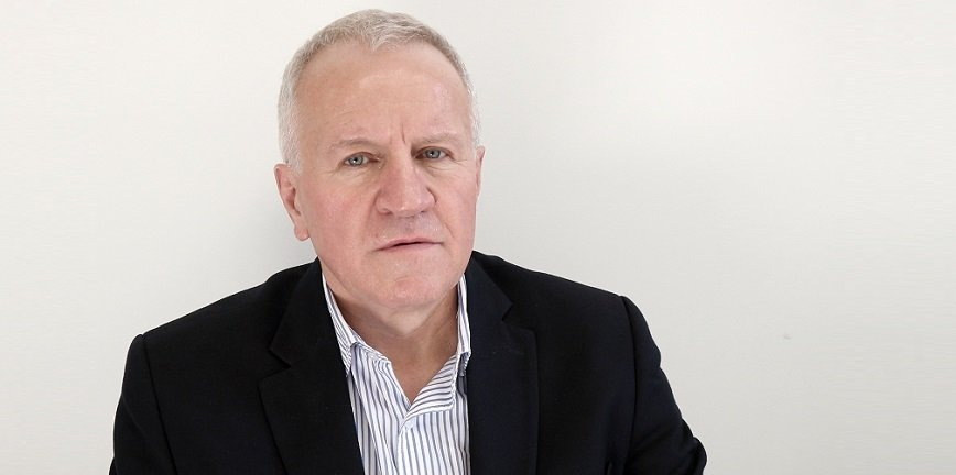Andrzej Skowron, prezes zarządu PSO.