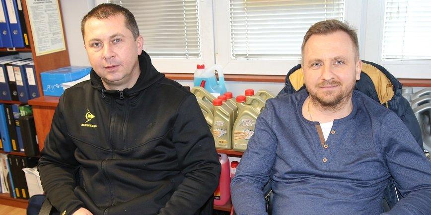 Serwis Budgum w Warszawie prowadzą Piotr Piętkiewicz oraz Marek Zalewski.