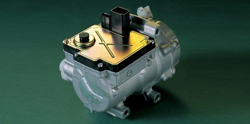 Jak działają elektryczne sprężarki klimatyzacji?