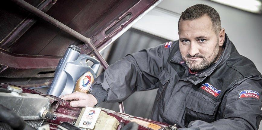 Total pomaga w ratowaniu samochodów marzeń