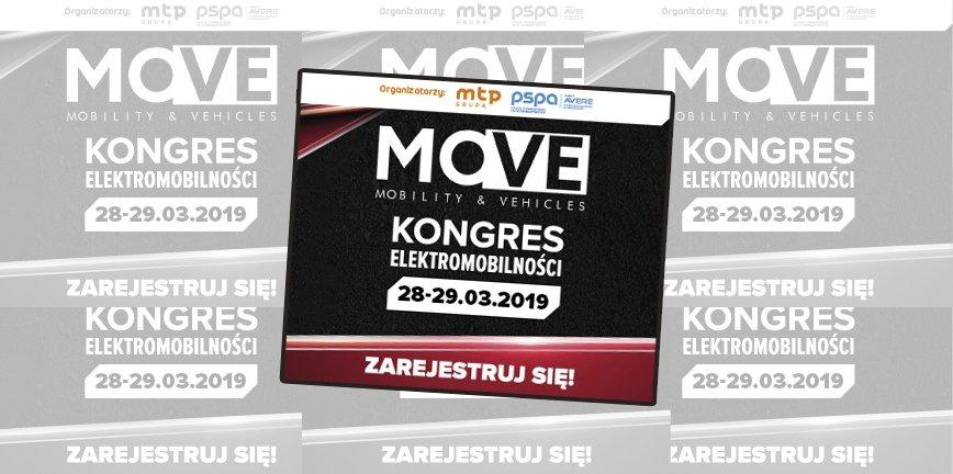Kongres o elektryczności MOVE Mobility & Vehicles w Poznaniu
