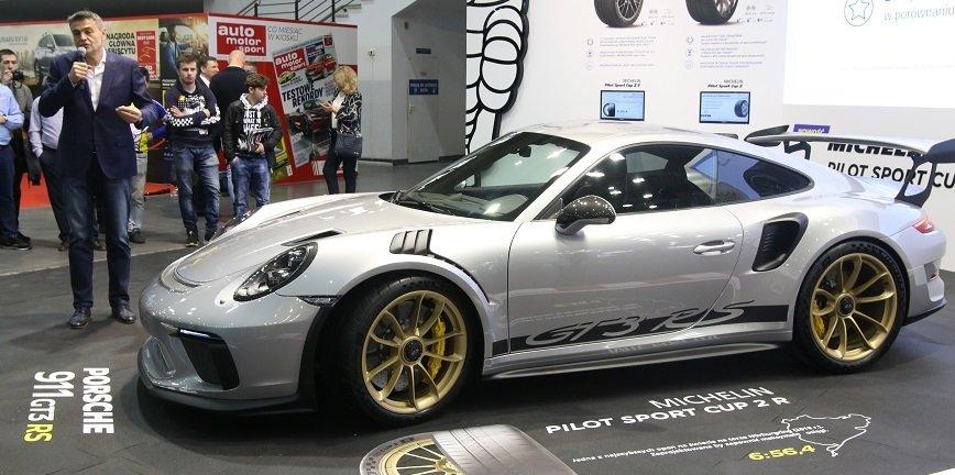 Michelin na Poznań Motor Show. Nowe opony oraz subiektywna nagroda!