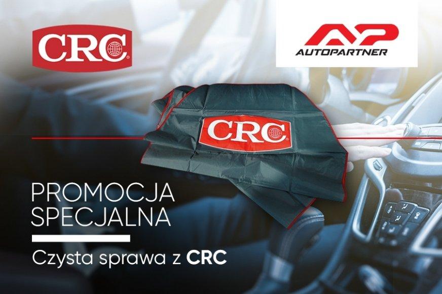 Nowa promocja w Auto Partner – Czysta sprawa z CRC