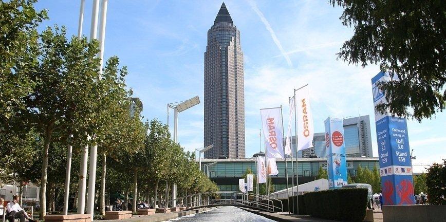 Automechanika Frankfurt 2020: do 30 kwietnia niższa cena powierzchni