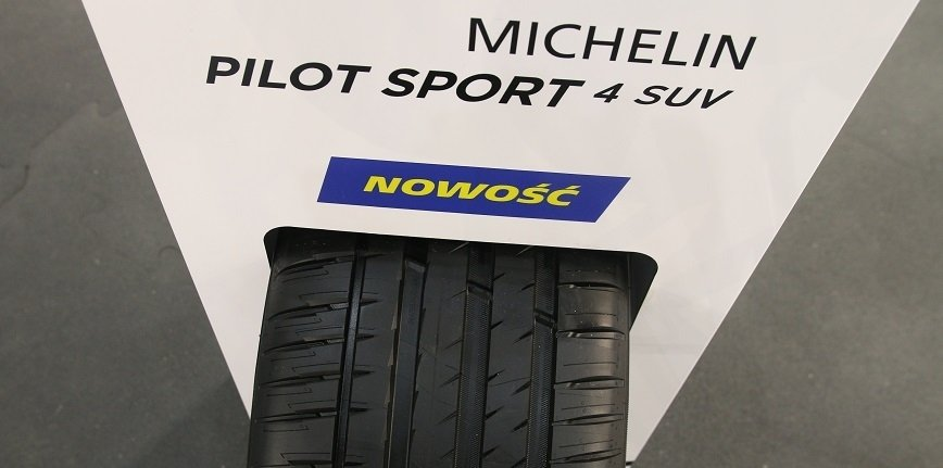 Odpowiedź Michelin na bardzo szybkie SUV-y? K. Hołowczyc o Michelin Pilot Sport 4 SUV [FILM]