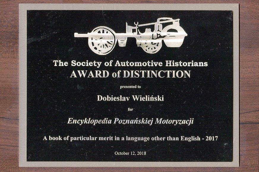Motoryzacyjne Oscary rozdane