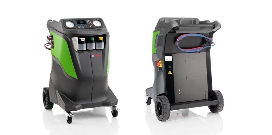 Bosch: nowa generacja urządzeń do obsługi klimatyzacji