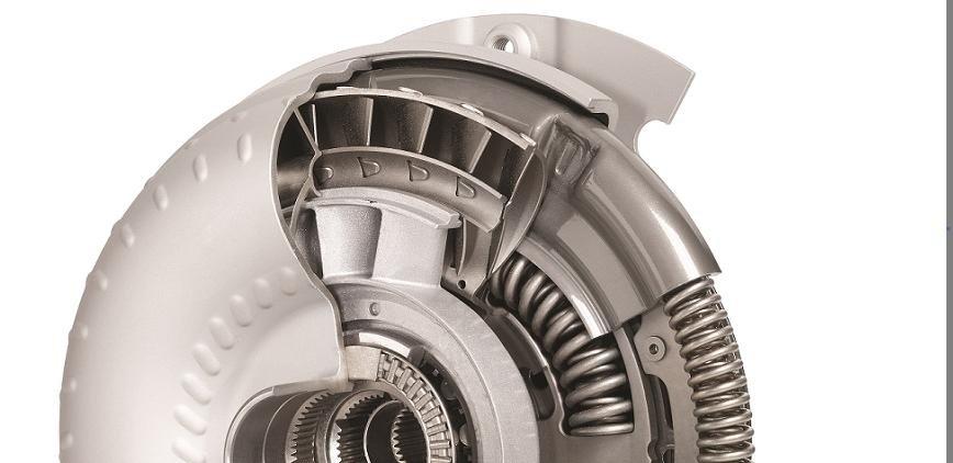 Przekładnia hydrokinetyczna SACHS do skrzyń automatycznych serii 6 HP
