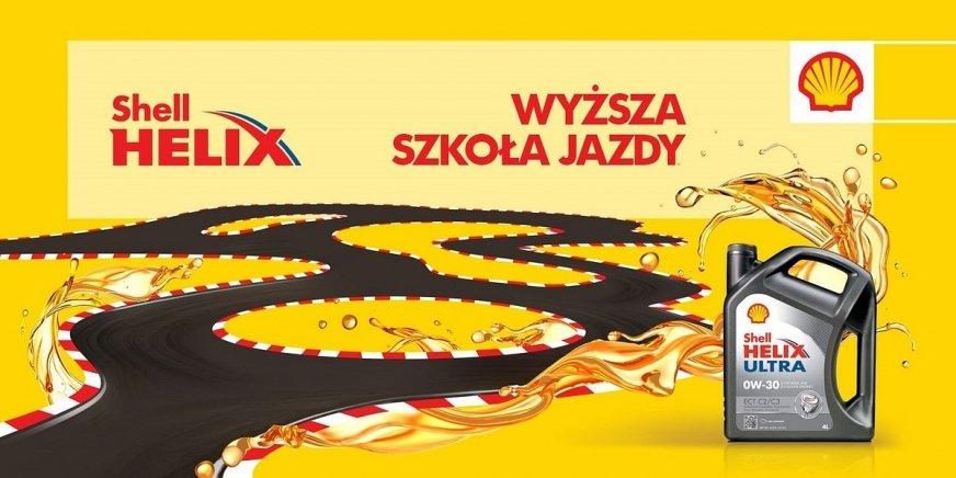 Konkurs Shell Helix z Michałem Kościuszko