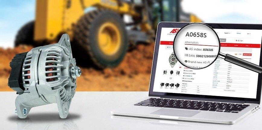 AS-PL: alternatory do maszyn budowlanych i rolniczych