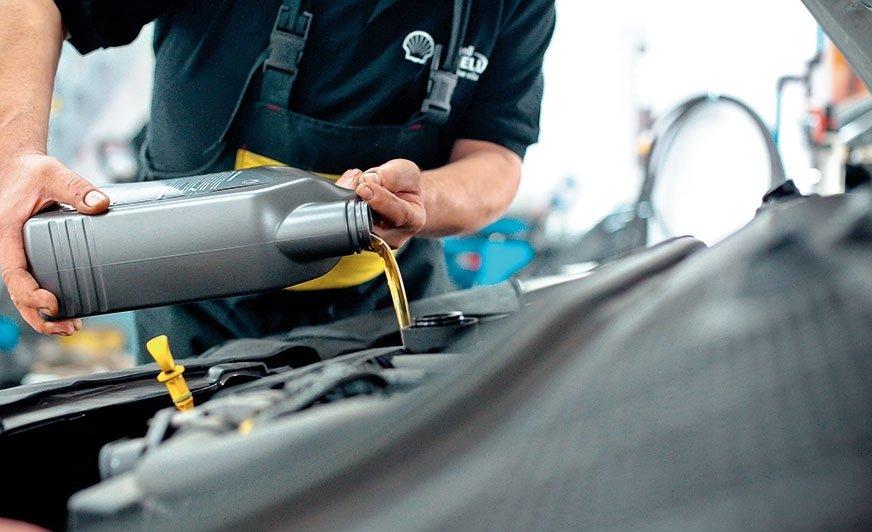 Olejowe potrzeby nowoczesnych silników