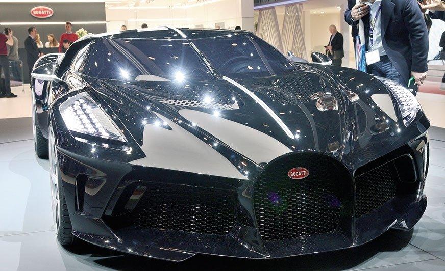 Geneva Motor Show 2019 za nami. Dużo elektryków ijeden model za 70 milionów złotych