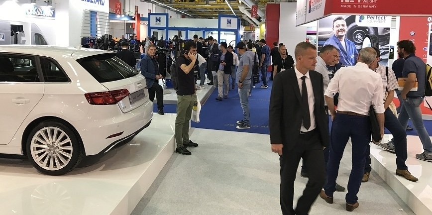 Targi Autopromotec we Włoszech. Otwarte stoisko dla polskich firm [ZAPROSZENIE]