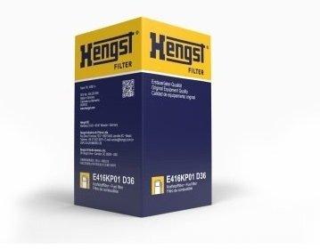 Nowy projekt opakowania filtrów Hengst