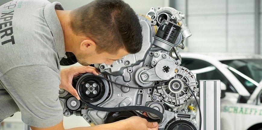 Inteligentne chłodzenie silnika