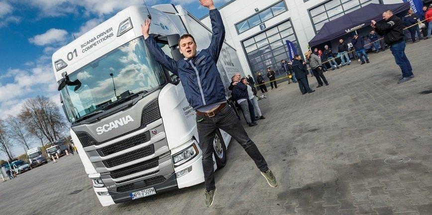 Polski finał Konkursu Kierowców Scania już w najbliższy weekend