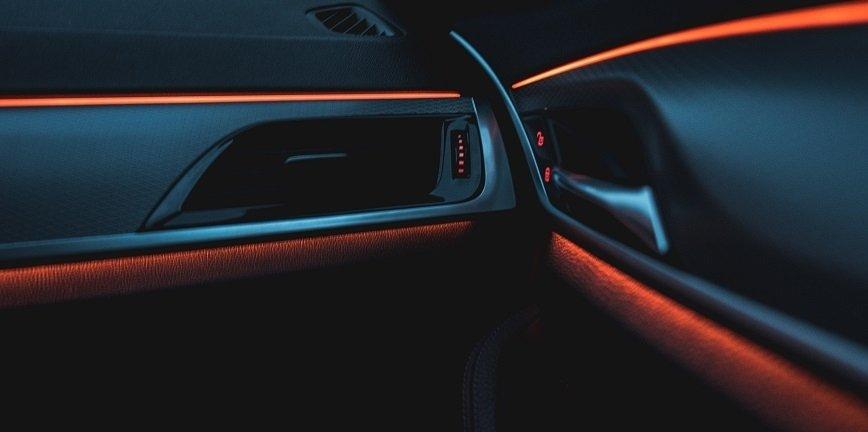 Oświetlenie LED w motoryzacji