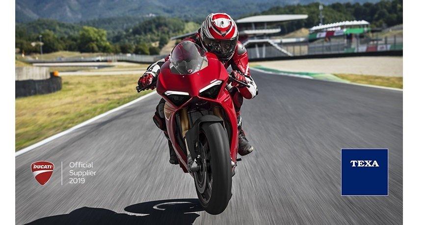 TEXA oficjalnym dostawcą Ducati również w 2019 roku