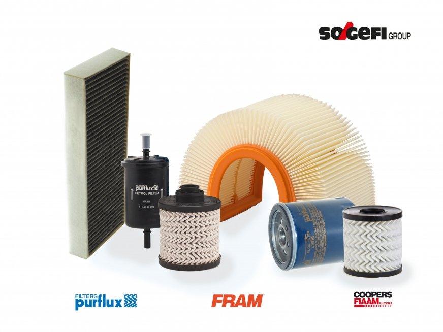 Sogefi: kompletna gama filtrów dla nowego Peugeota 508