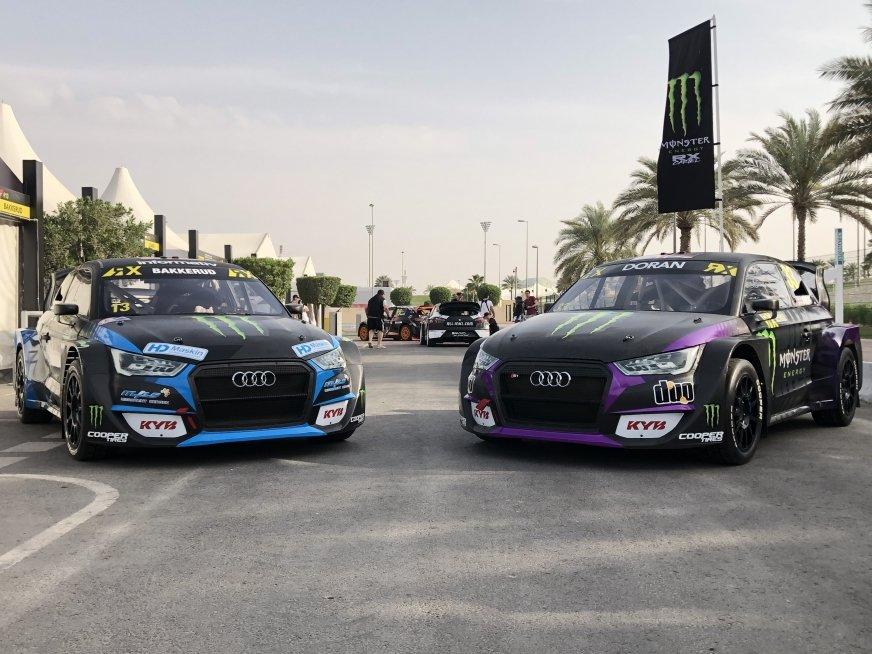 KYB wspiera Mistrzostwa Świata w Rallycrossie