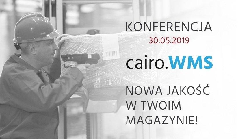 Konferencja cairo.WMS w Olsztynie
