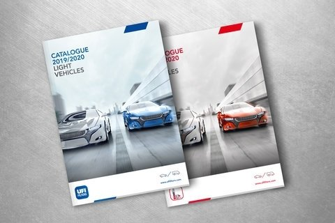 "Nowe katalogi UFI i Sofima ""Light Vehicles"" 2019/2020"