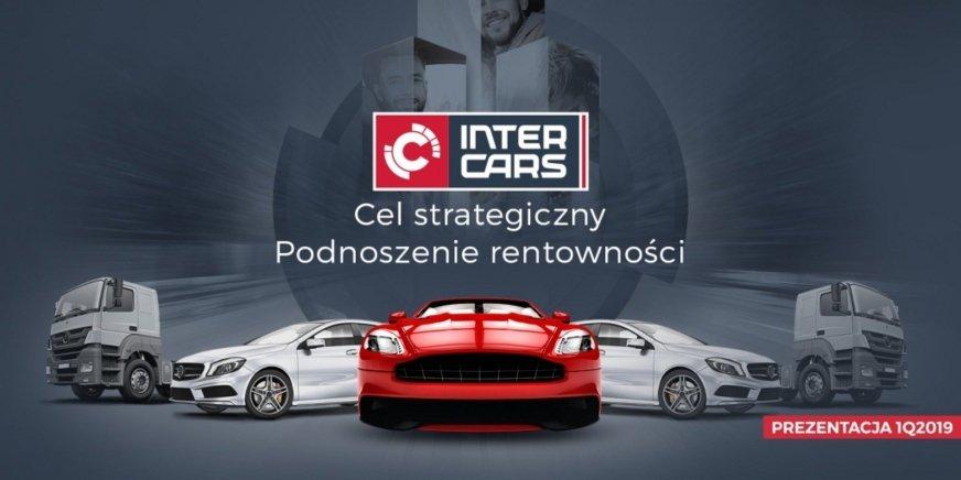 Inter Cars notuje bardzo dobre wyniki za pierwszy kwartał