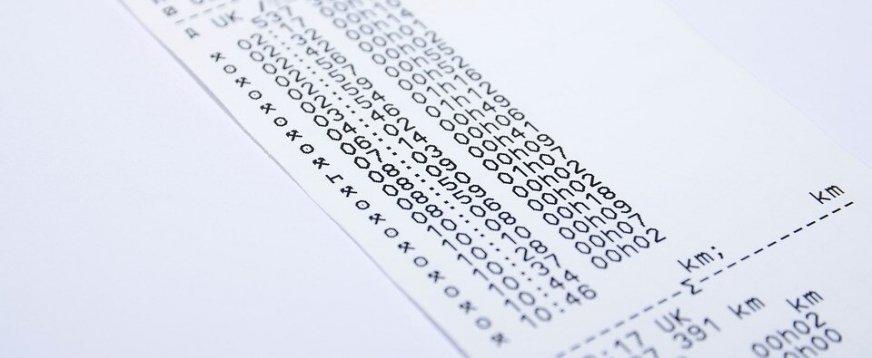 Brak inteligentnego tachografu jako jedno z najpoważniejszych naruszeń?