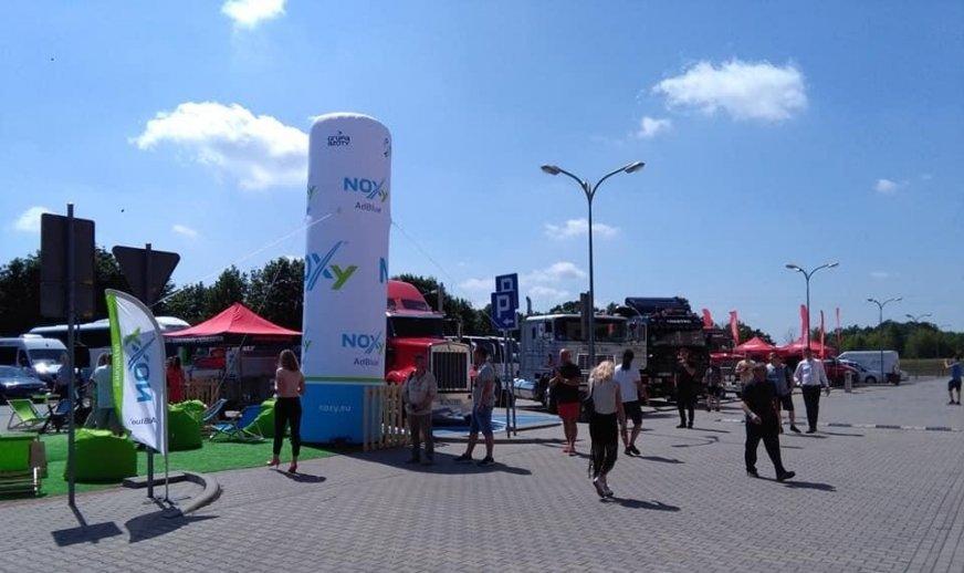W Bydgoszczy trwa Autos Truck Day!