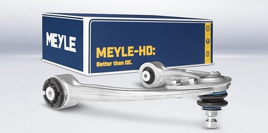 MEYLE-HD: uniwersalny wahacz poprzeczny także do pojazdów Land Rover