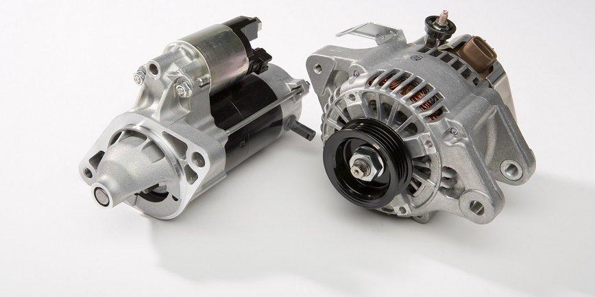 Cztery nowe alternatory DENSO
