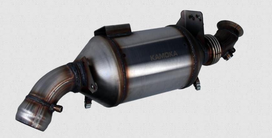 Filtry cząstek stałych w ofercie KAMOKA