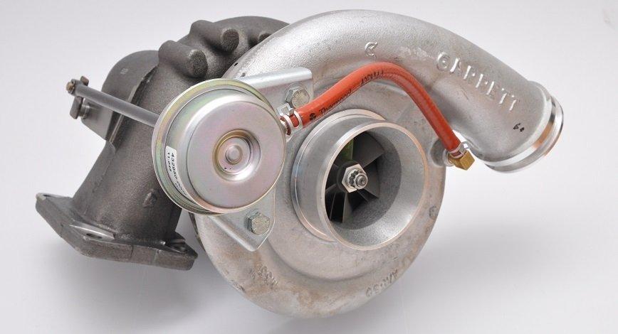 Awarie turbosprężarki związane z układem smarowania