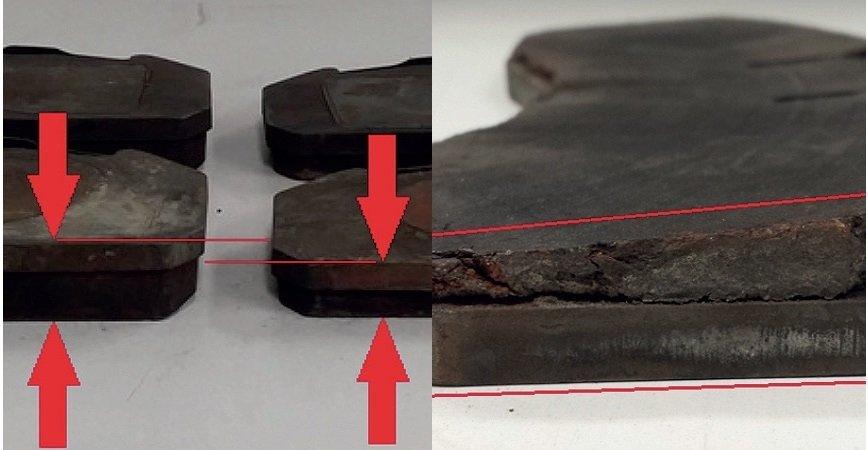 Jak rozpoznać przyczynę zużycia klocków hamulcowych?