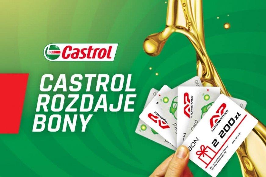 Ruszyła nowa promocja w Auto Partner SA – Castrol