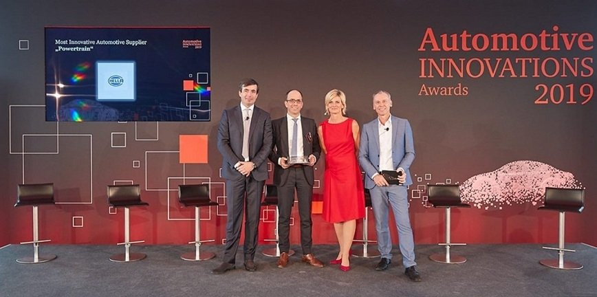 Hella z nagrodą Automotive INNOVATIONS Award 2019