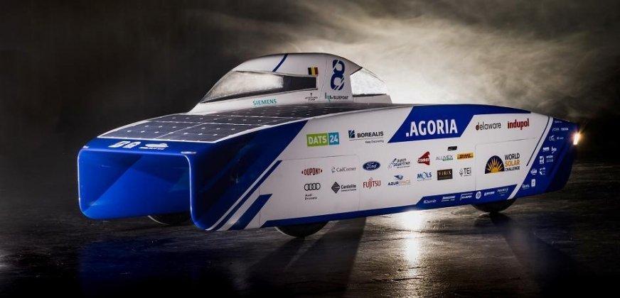 Cromax wspiera Agoria Solar Team