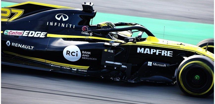 BP, Castrol i Renault F1 Team przedłużają współpracę