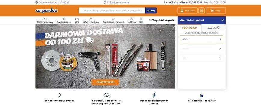 Nowy dystrybutor części na polskim rynku