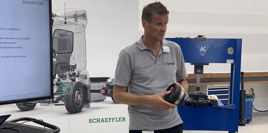 Wymiana łożyska koła w ciężarówce może być szybka i prosta?