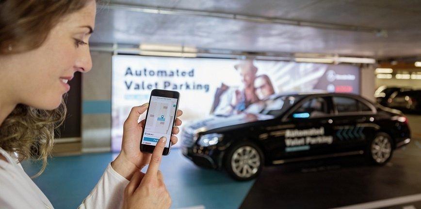To przełom? Bosch i Daimler uzyskują zgodę na parkowanie bez kierowcy