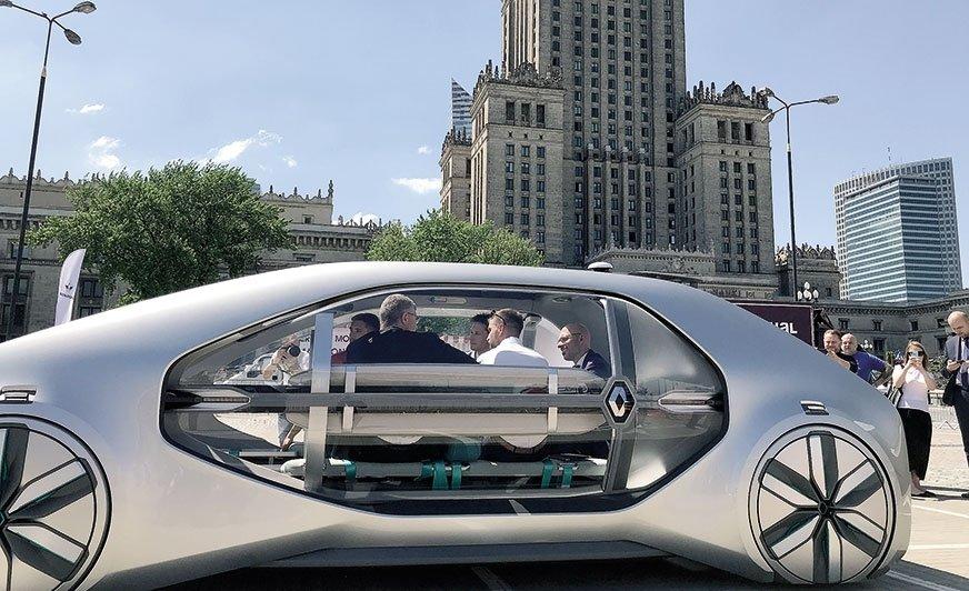 Autonomiczna przyszłość transportu – wnioski zseminarium Mobility City 2019