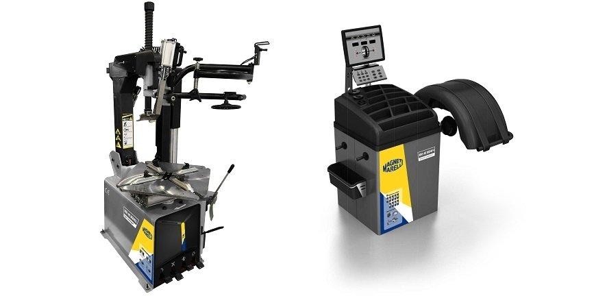 Magneti Marelli: nowa gama urządzeń dla serwisów oponiarskich