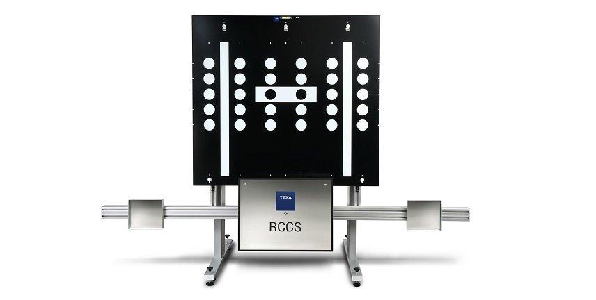 Kalibracja radaru w ALFA GIULIA za pomocą TEXA RCCS