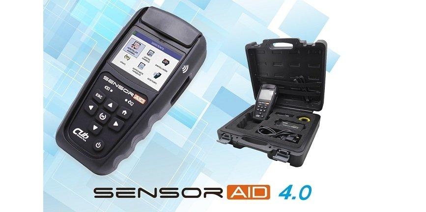 Nowy programator TPMS – CUB Sensor AID 4.0